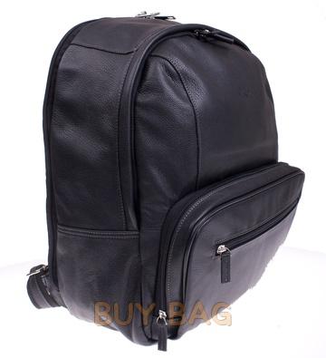 Рюкзак кожаный для ноутбука Katana k69509