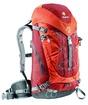 Рюкзак туристический Deuter 34417 красный