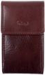 Ключница кожаная Katana k353025 коньячный коричневый