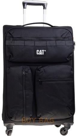 Чемодан из ткани CAT 83402