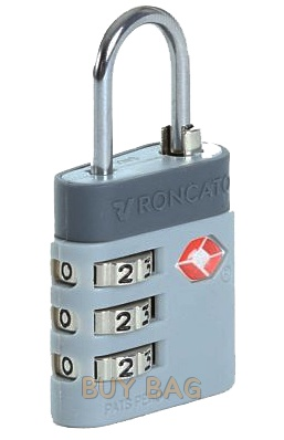 Навесной кодовый замок TSA Roncato 9091