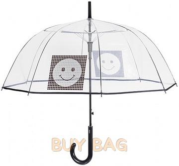 Зонт-трость автомат Perletti 25920